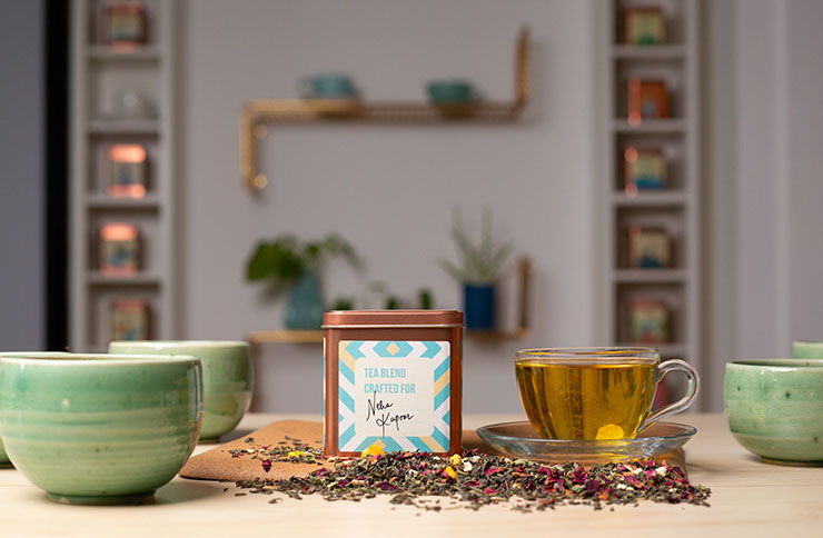 The Art of Tea Blending ~ With your Favourite Botanicals