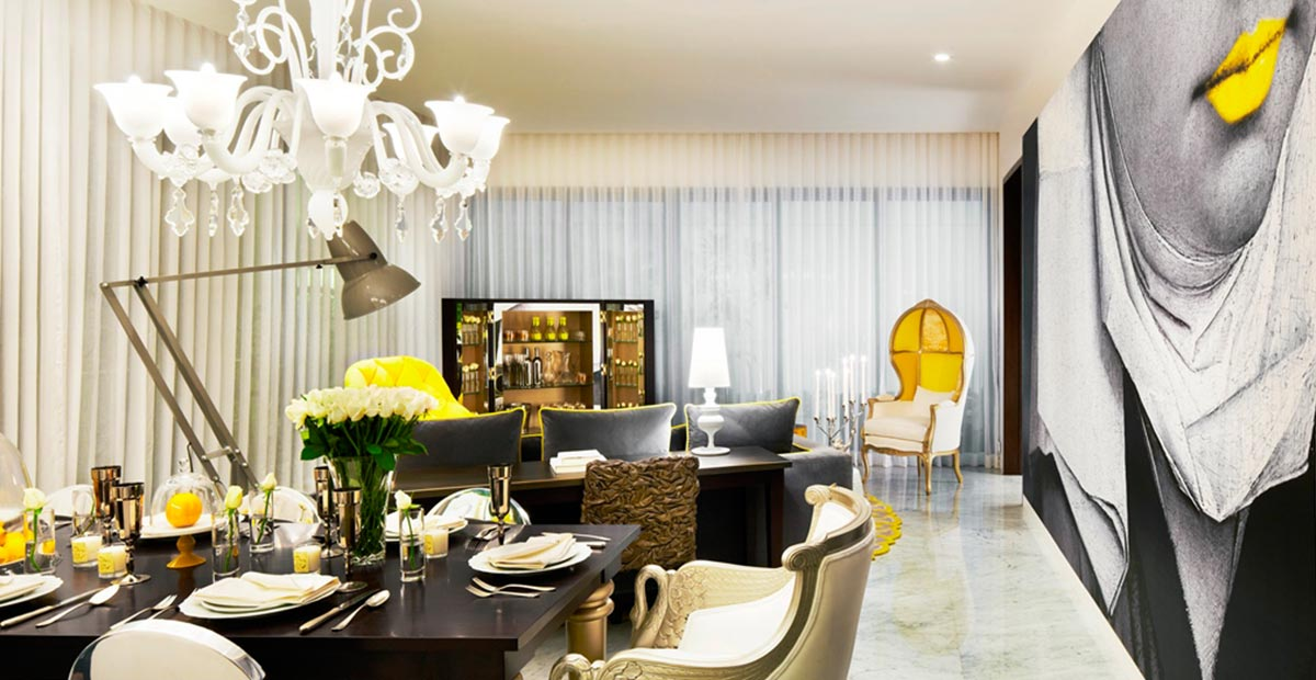 Stunning Designer Residences With Philippe Starck
