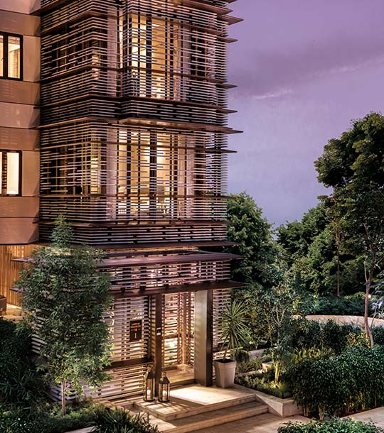 Lodha Maison showcases luxury in the lap of nature..