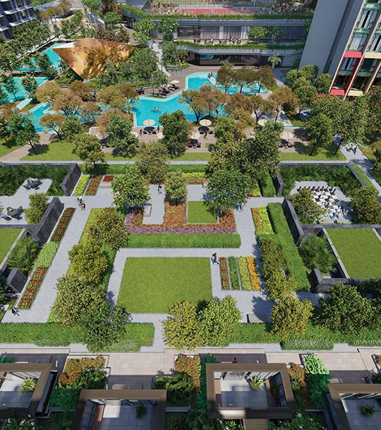 Lodha Park: Homing in on a connected lifestyle